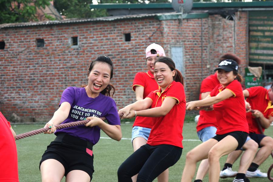Lẩu Nấm Gia Khánh với ngày hội thể thao