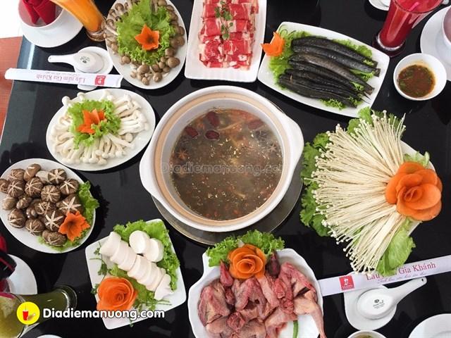 Lẩu Nấm Gia Khánh trên địa điểm ăn uống (diadiemanuong.com)