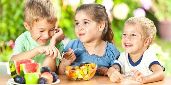 Các thực phẩm tăng cường sức đề kháng hiệu quả cho bé